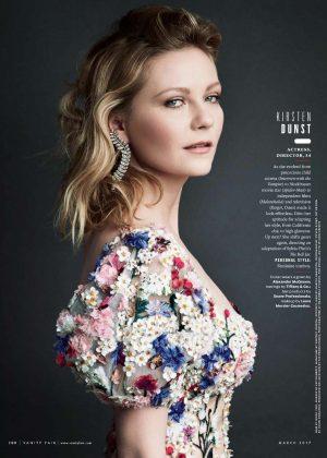 Kirsten Dunst - Vanity Fair US Magazine (April 2017)