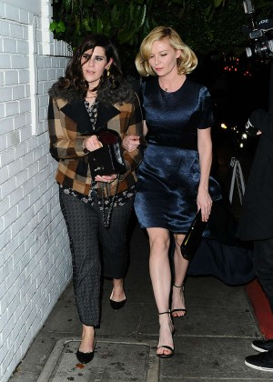 Kirsten Dunst - W Magazine's Best Performances Party in LA