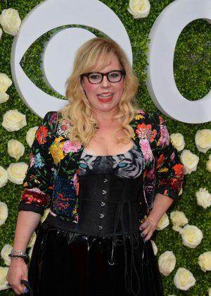 Kirsten Vangsness - 2017 CBS Television Studios Summer Soiree TCA Party in Studio City