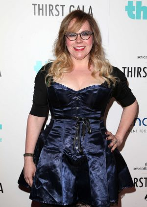 Kirsten Vangsness - 7th Annual Thirst Gala in Beverly Hills