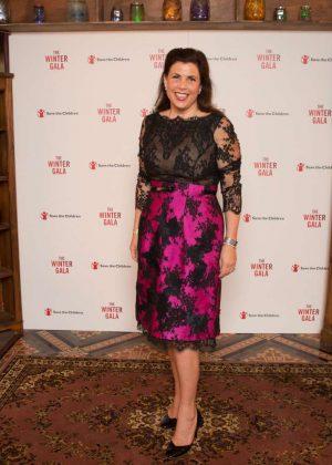 Kirstie Allsopp - Save The Children Winter Gala in London