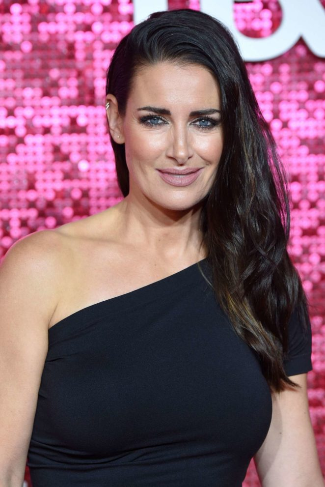 Kirsty Gallacher - 2017 ITV Gala Ball in London