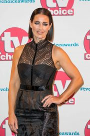 Kirsty Gallacher - 2019 TV Choice Awards in London