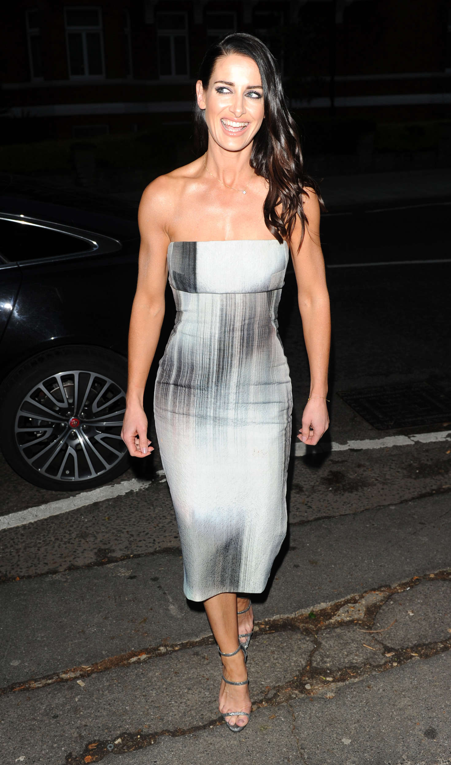 Kirsty Gallacher at Hope and Homes For Children: End The Silence Gala Dinner in London