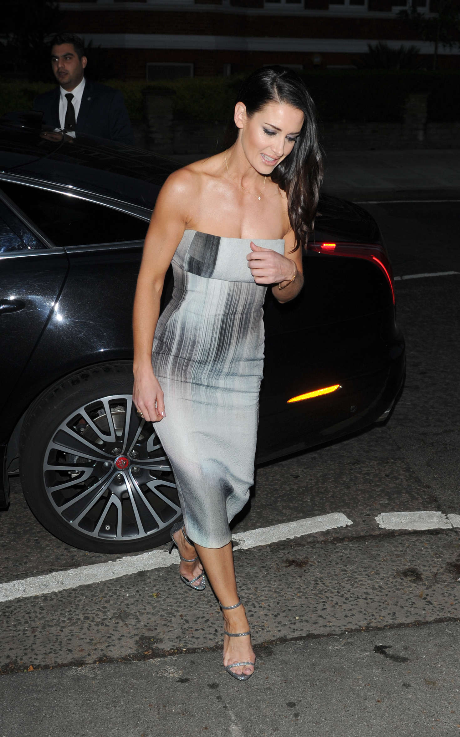 Kirsty Gallacher At Hope And Homes For Children End The