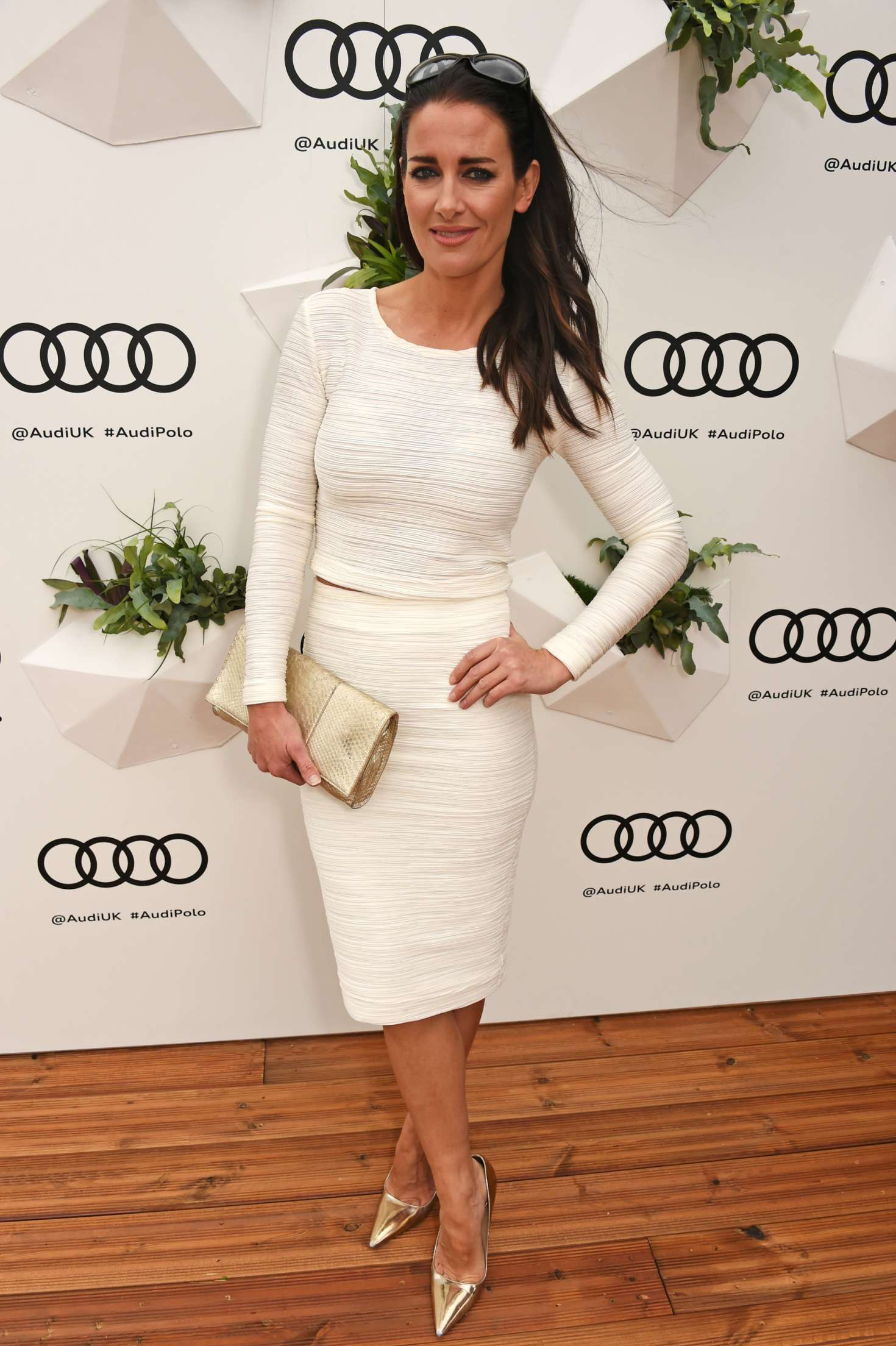 Kirsty Gallacher: Audi Polo Challenge - Day One -02 - GotCeleb