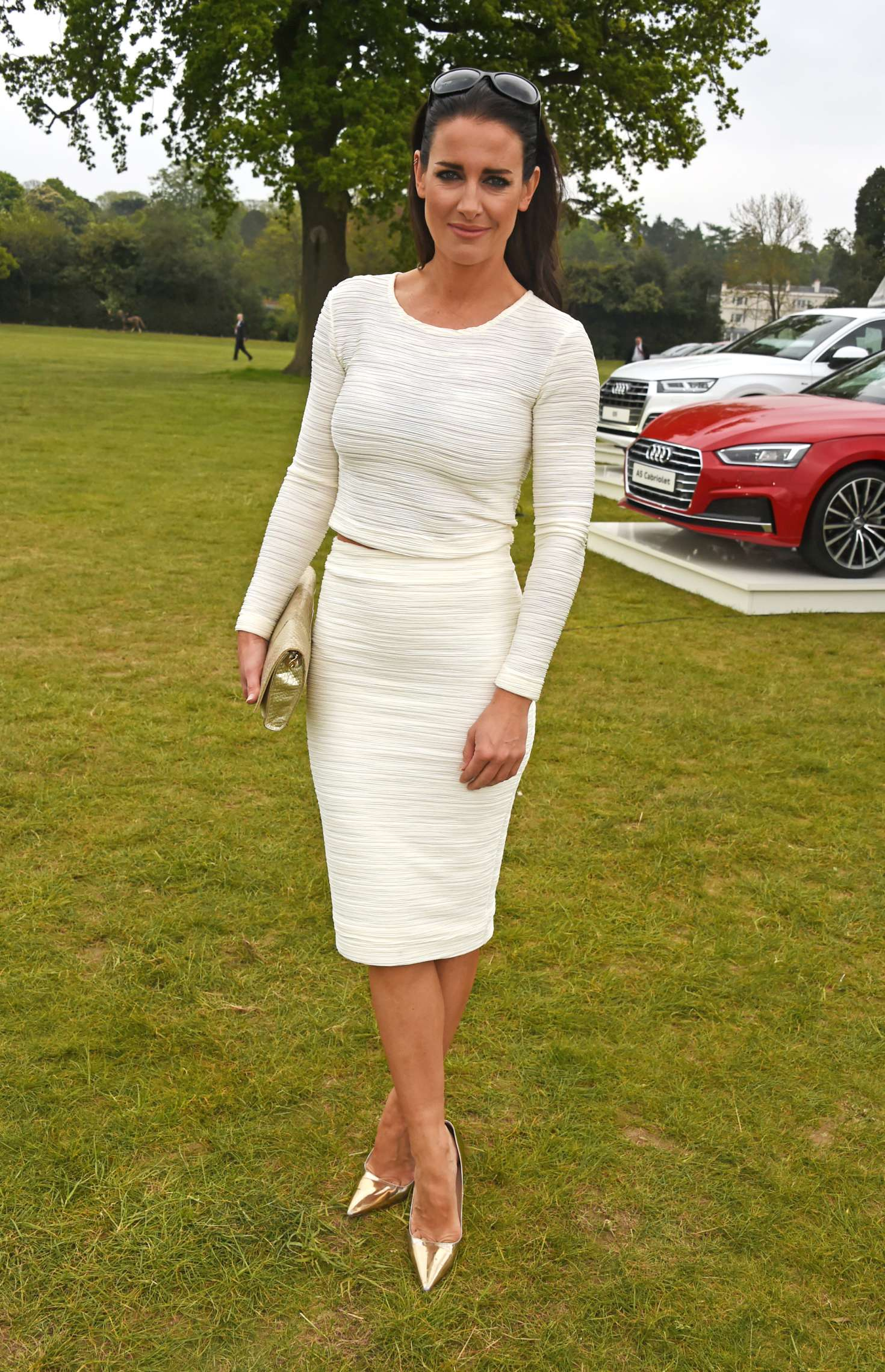Kirsty Gallacher 2017 : Kirsty Gallacher: Audi Polo Challenge – Day One -03