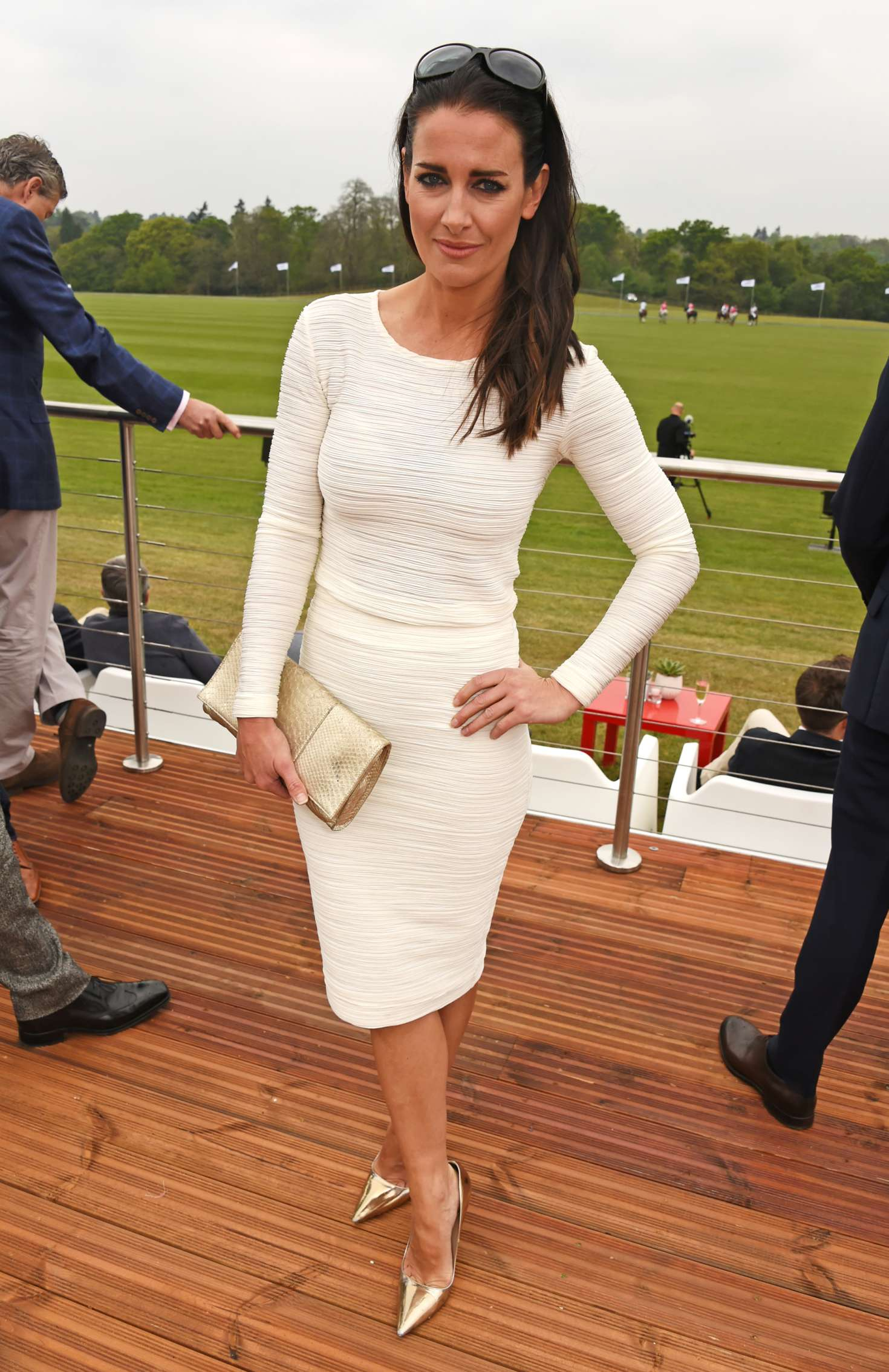 Kirsty Gallacher 2017 : Kirsty Gallacher: Audi Polo Challenge – Day One -04