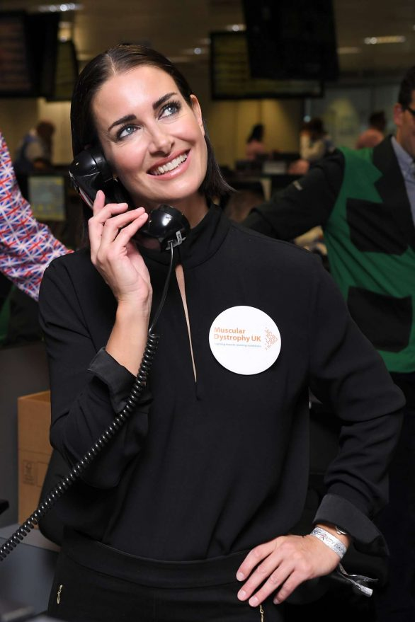 Kirsty Gallacher - BGC Annual Global Charity Day in London