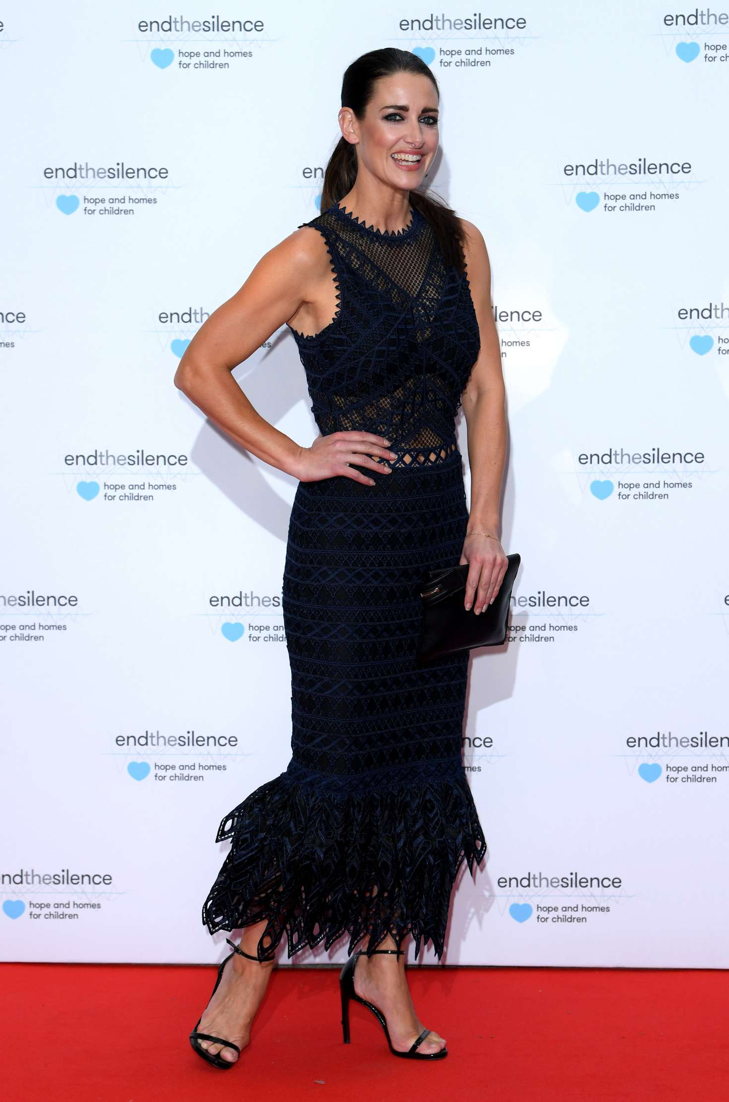 Kirsty Gallacher 2017 : Kirsty Gallacher: End the Silence Charity Fundraiser -01