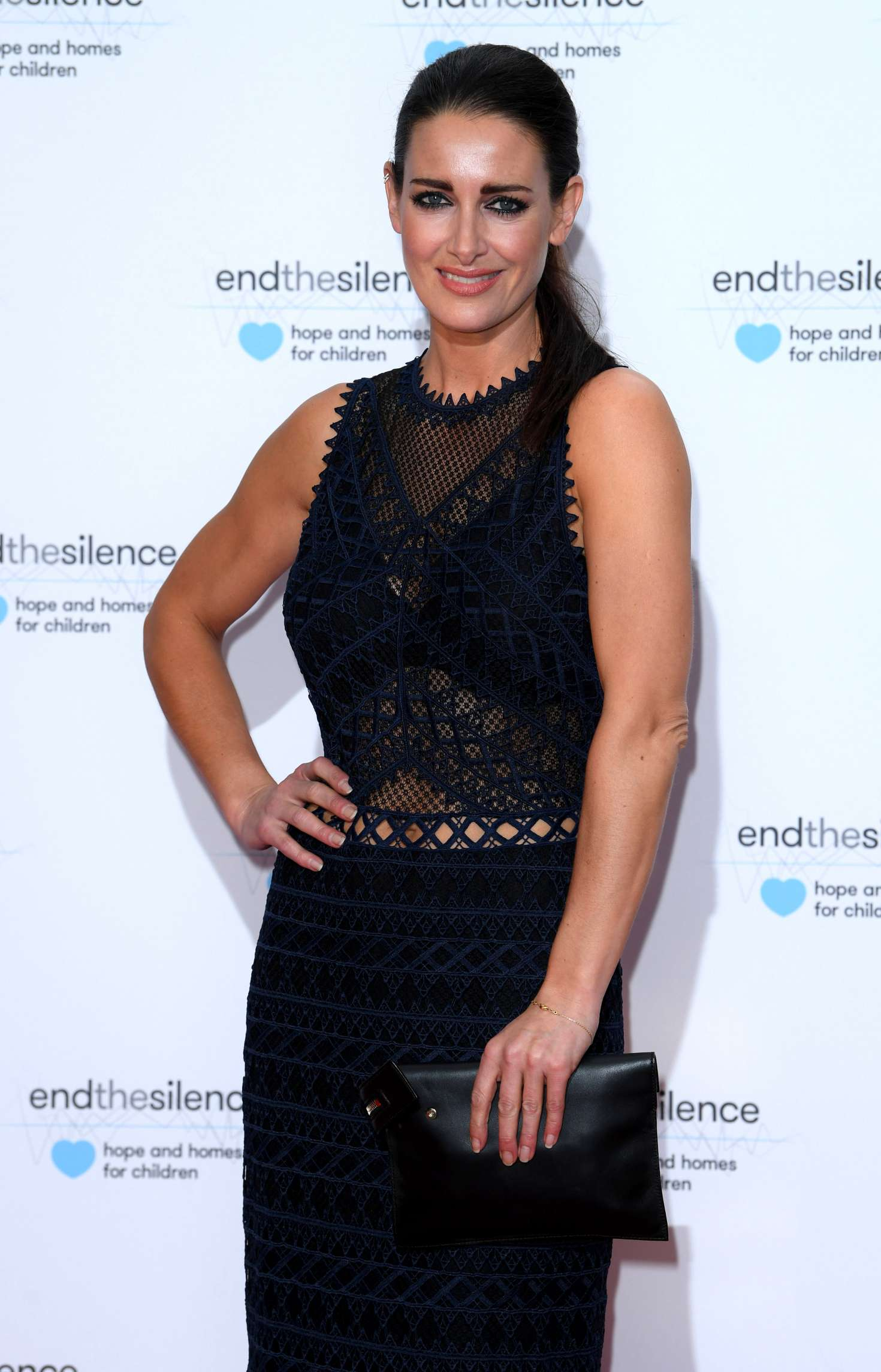 Kirsty Gallacher - End the Silence Charity Fundraiser in London