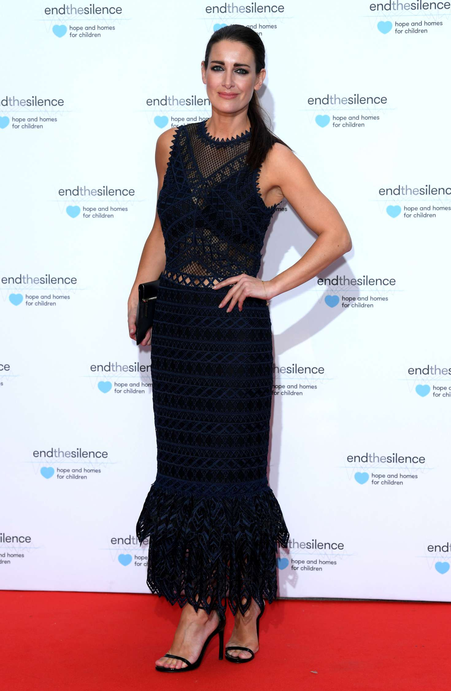 Kirsty Gallacher 2017 : Kirsty Gallacher: End the Silence Charity Fundraiser -03