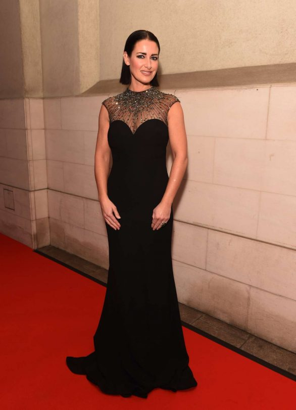 Kirsty Gallacher - Float Like a Butterfly Ball Gala 2019 in London