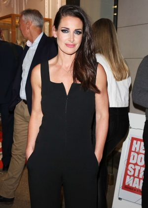 Kirsty Gallacher - Hello! Magazine x Dover Street Market Party in London