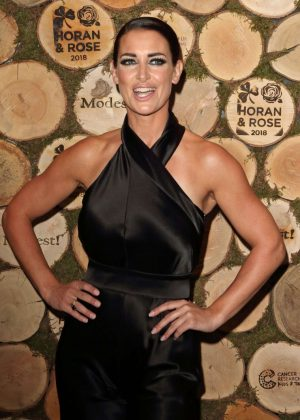 Kirsty Gallacher - Horan and Rose Gala Dinner in Hertfordshire