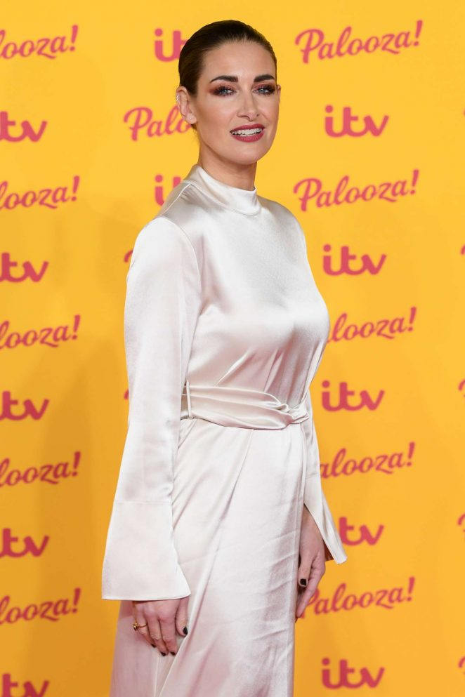 Kirsty Gallacher - ITV Palooza in London