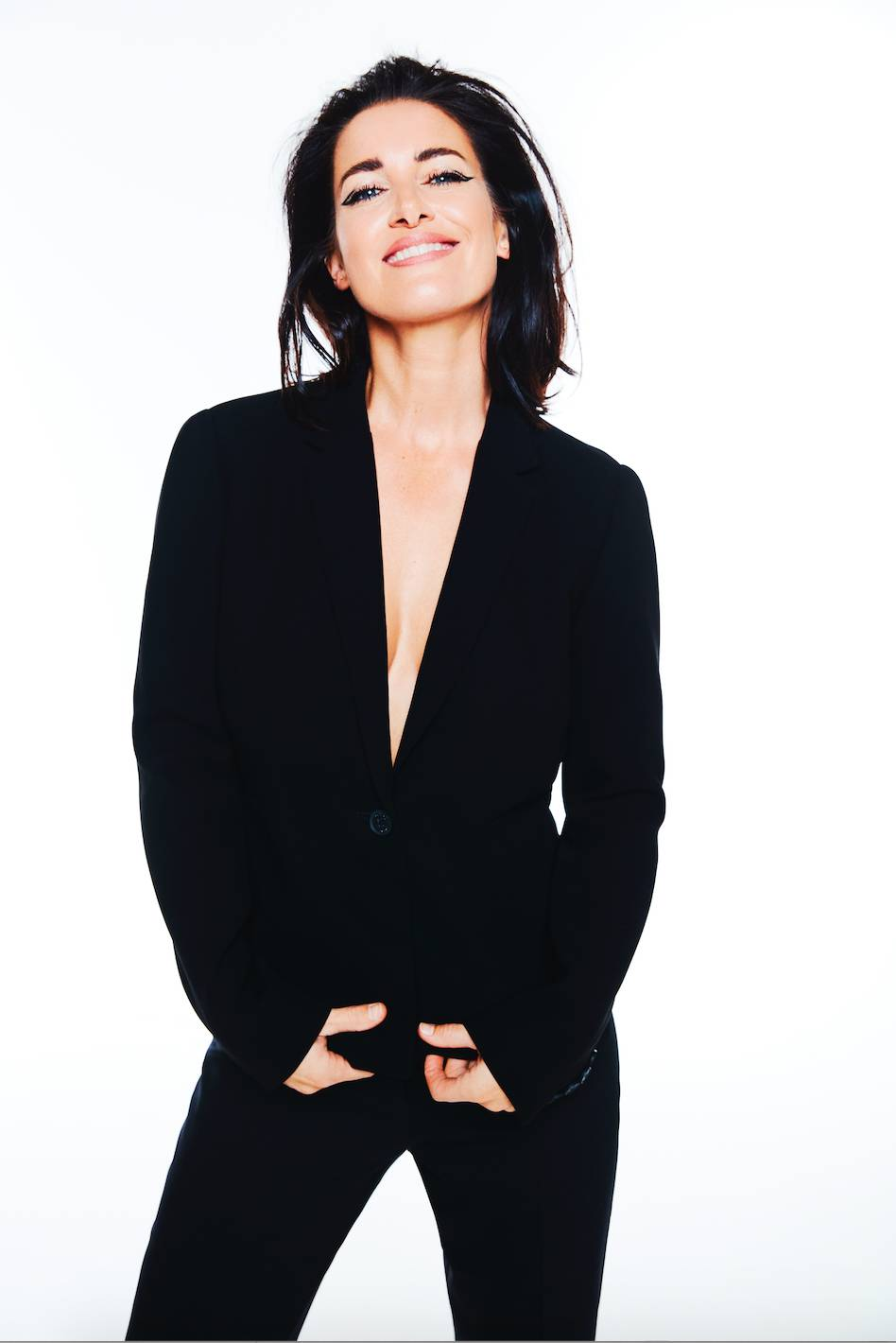 Kirsty Gallacher - Mark Hayman photoshoot (September 2020)