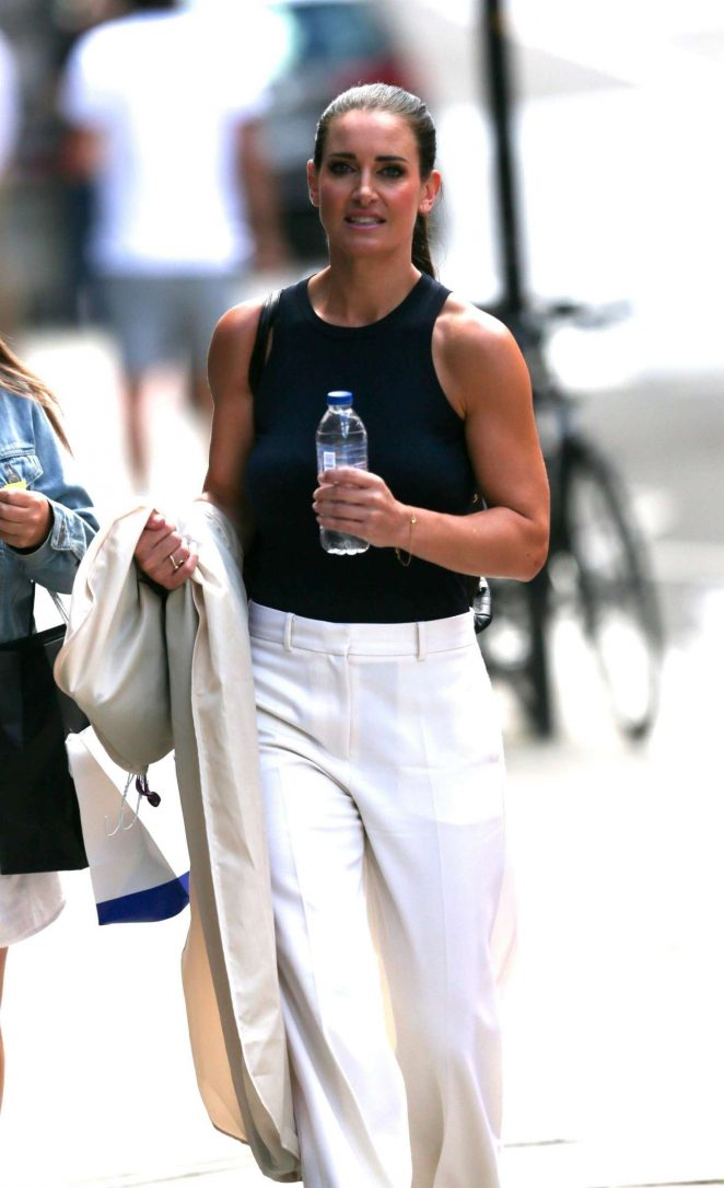Kirsty Gallacher - Out in Kings Cross