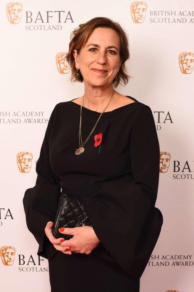 Kirsty Wark - British Academy Scotland Awards 2017 in Glasgow