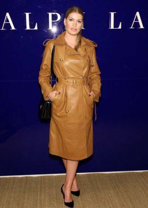 Kitty Spencer - Ralph Lauren Fashion Show 2018 in New York