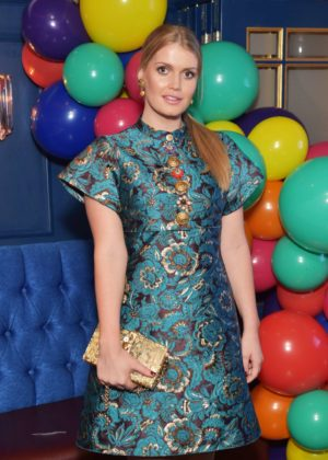 Kitty Spencer - The Royal Marsden Cancer Charity Gala Dinner in London