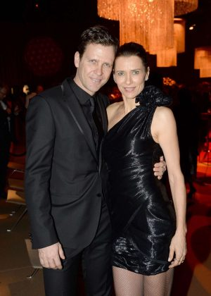 Klara and Oliver Bierhoff - IWC Gala Decoding the Beauty of Time at SIHH 2017 in Geneva