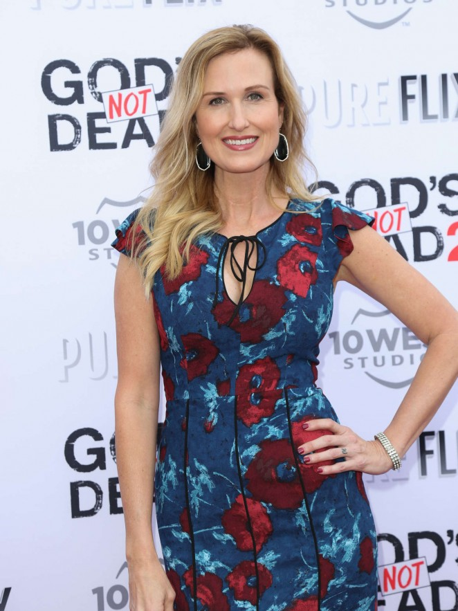 Korie Robertson - 'God's Not Dead 2' Premiere in Los Angeles