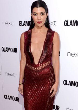 Kourtney Kardashian - Glamour Women of the Year Awards 2016 in London