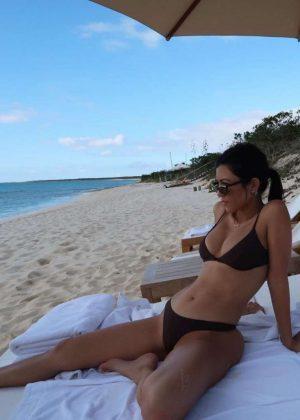 Kourtney Kardashian in Bikini - Personal Pics
