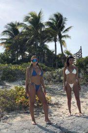 Kourtney Kardashian in Bikini - Social Media Pics