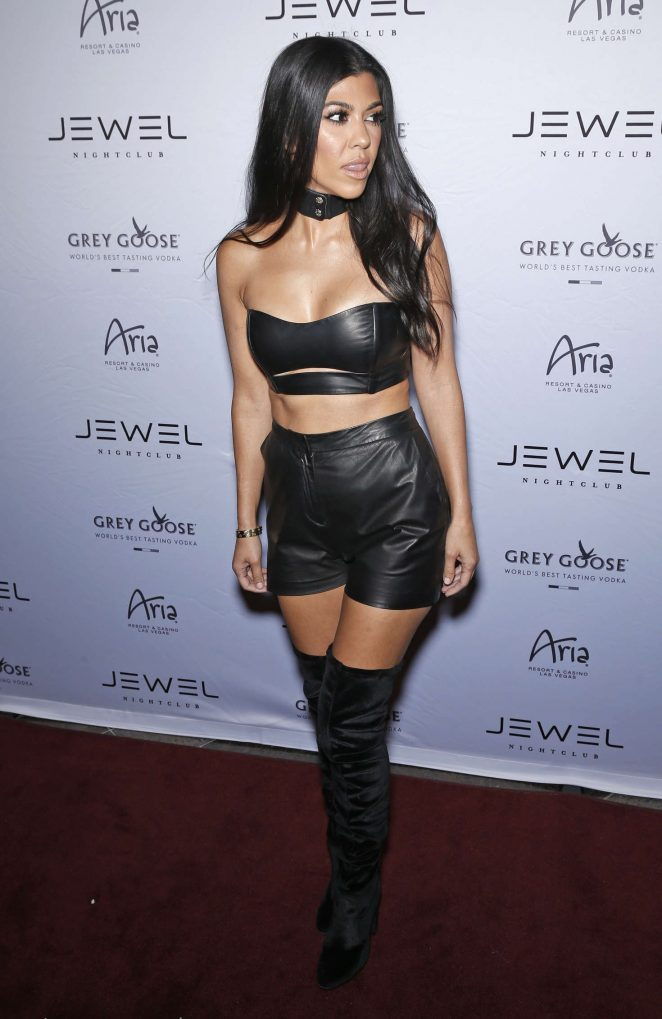 Kourtney Kardashian – Jewel Nightclub Grand Opening Weekend in Las Vegas