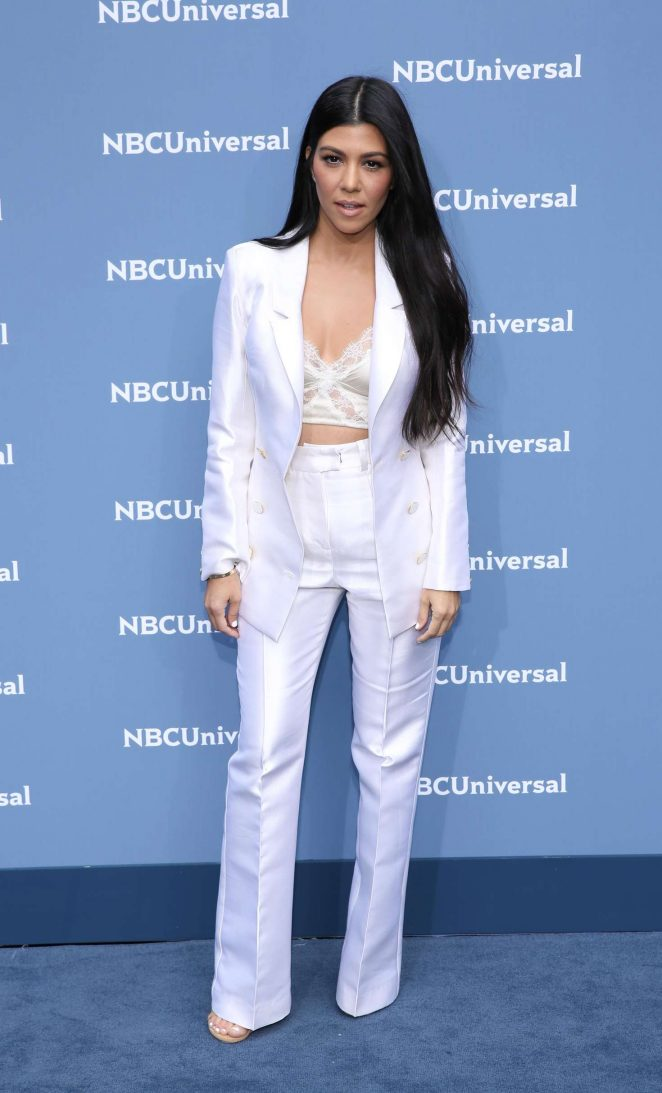 Kourtney Kardashian – NBCUniversal Upfront Presentation 2016 in New York City