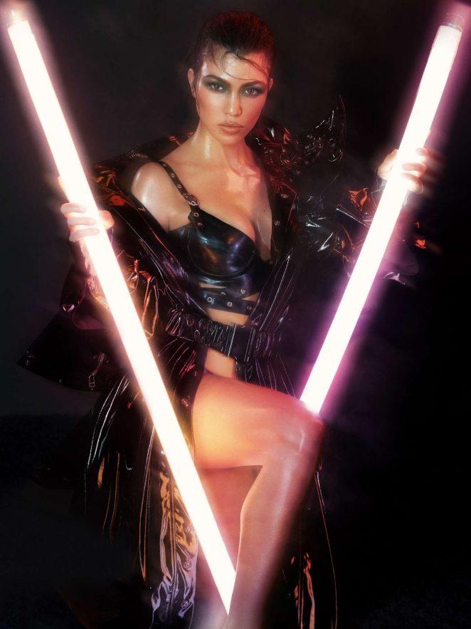 Kourtney Kardashian - V Magazine 2018