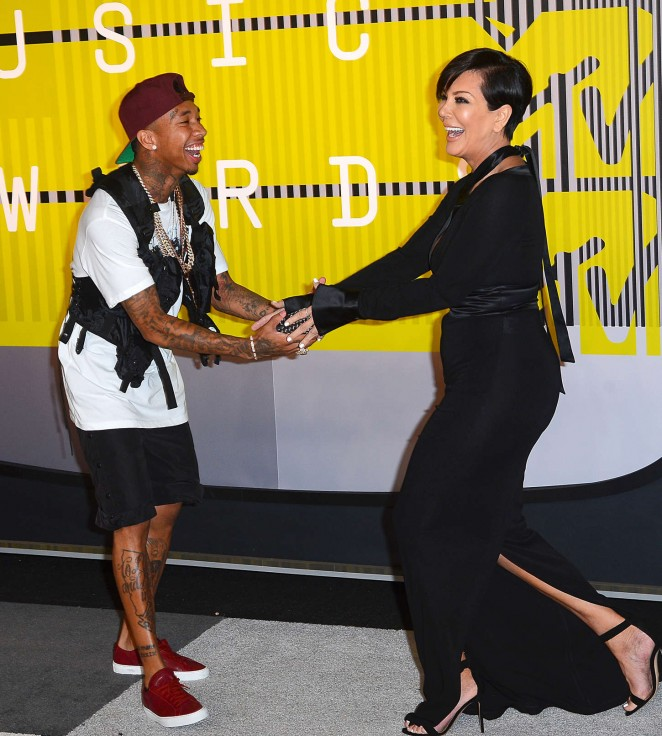 Kris Jenner - 2015 MTV Video Music Awards in LA