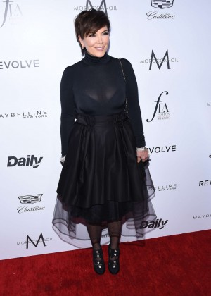 Kris Jenner - 2nd Annual Fashion Los Angeles Awards in LA