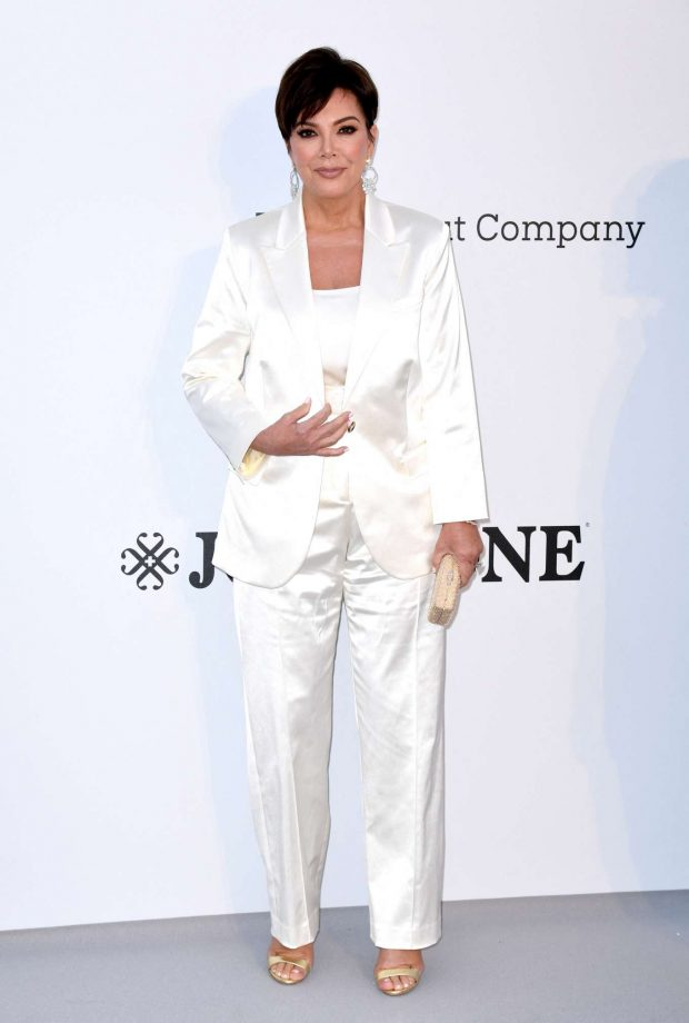 Kris Jenner - amfAR's 2019 Cinema Against AIDS Gala in Cannes