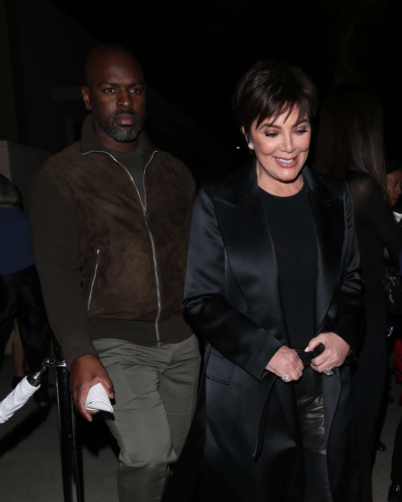 Kris Jenner 2020 : Kris Jenner arrives to Tom Ford Fashion show in Los Angeles-03