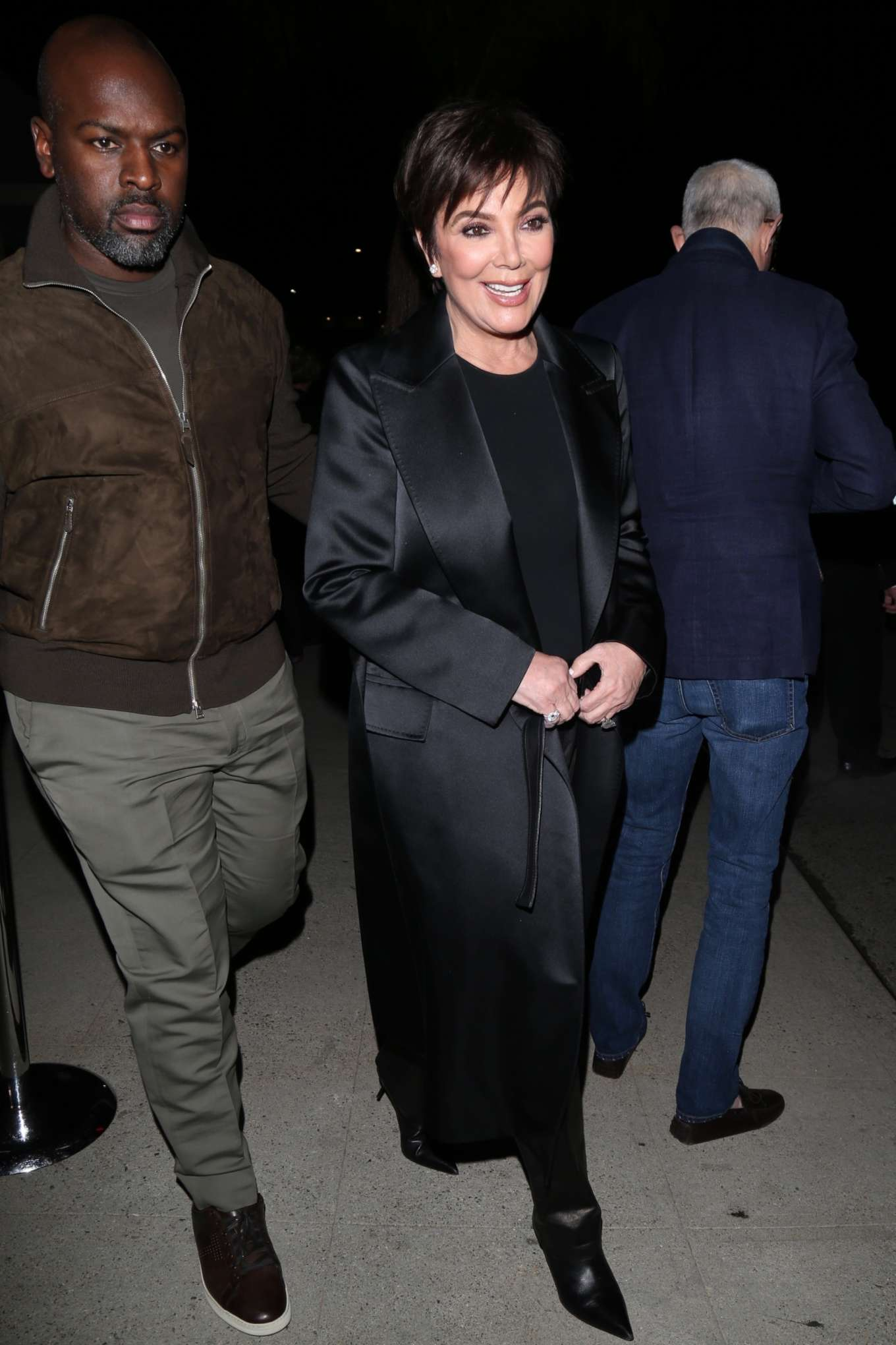 Kris Jenner 2020 : Kris Jenner arrives to Tom Ford Fashion show in Los Angeles-05