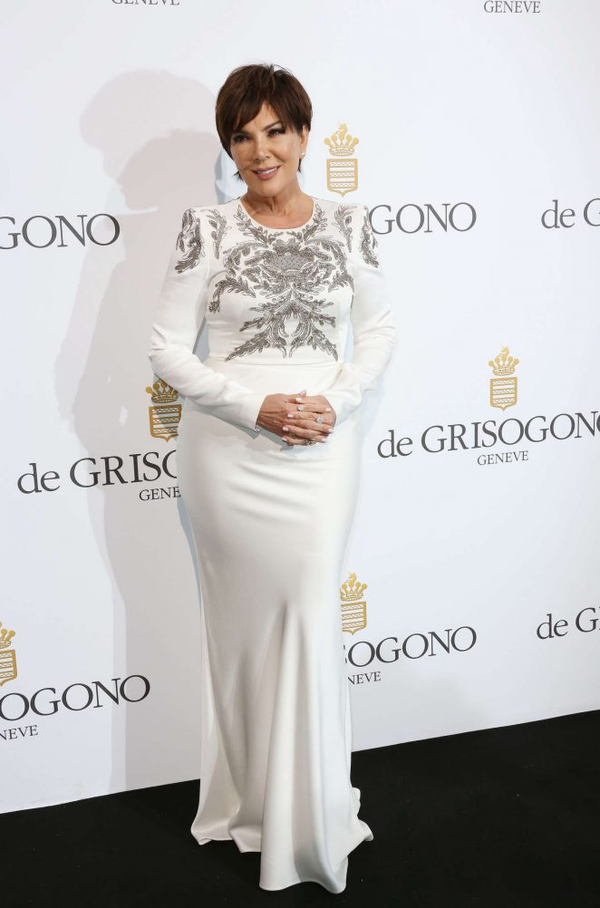 Kris Jenner: De Grisogono Party at 2016 Cannes Film Festival -02