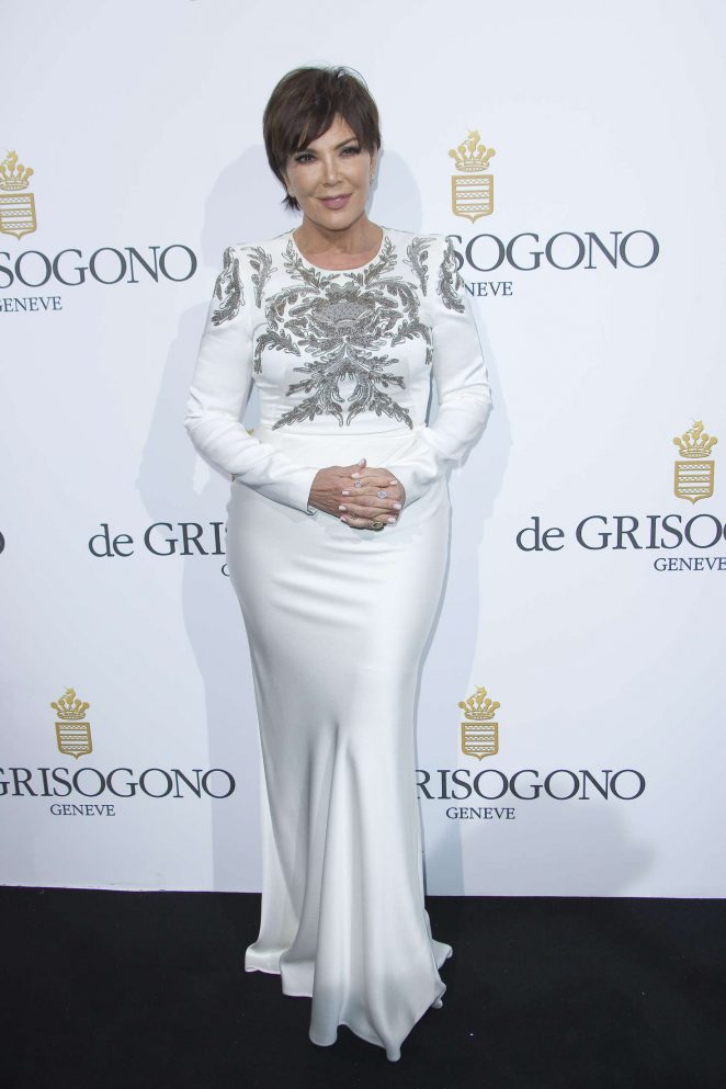 Kris Jenner: De Grisogono Party at 2016 Cannes Film Festival -07