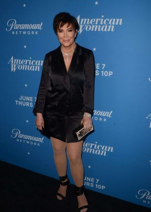 Kris Jenner - Photocall for American Woman Premiere Party In Los Angeles