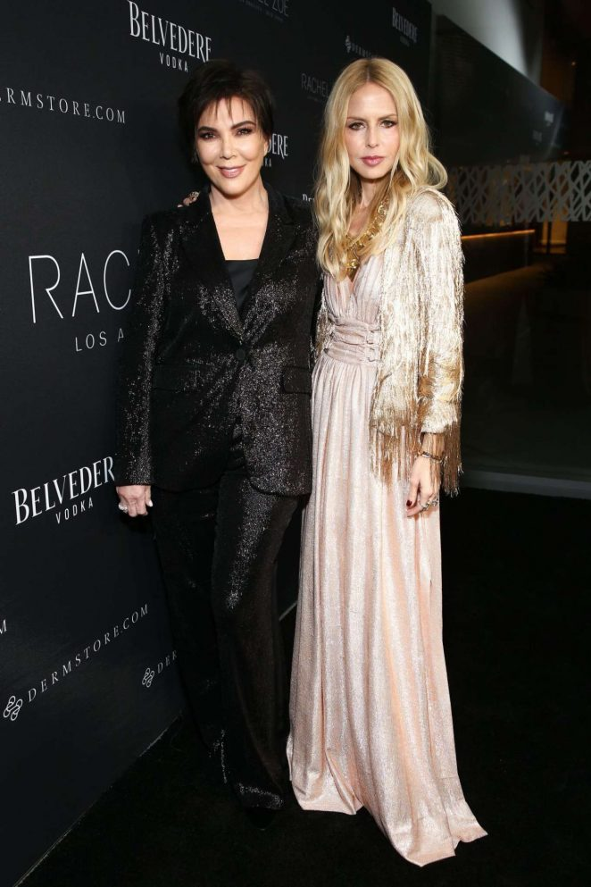 Kris Jenner - Rachel Zoe Fall 2018 Collection Presentation in Los Angeles