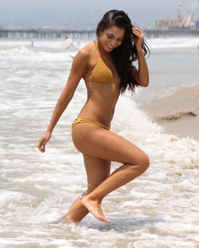 Krislian Rodriguez in Bikini 2017 -43