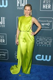 Kristen Bell - 2020 Critics Choice Awards in Santa Monica