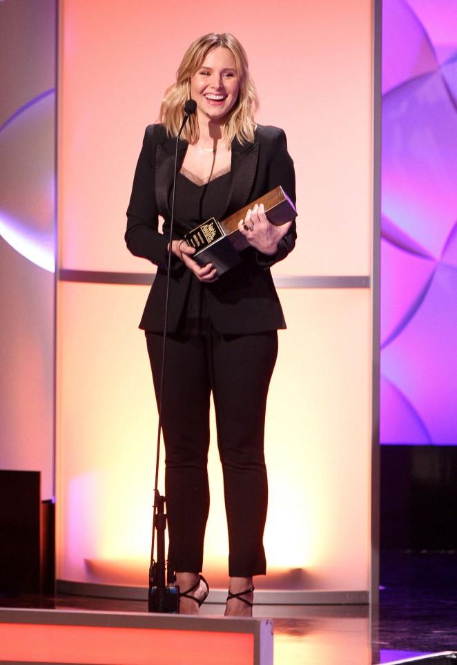 Kristen Bell - Noble Awards 2015 in Beverly Hills