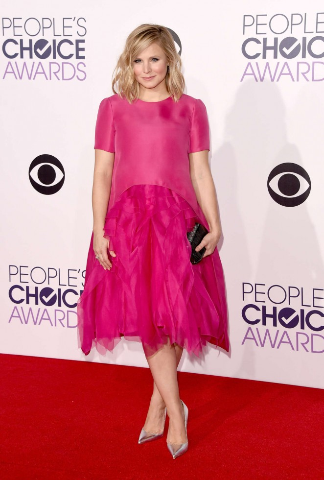 Kristen Bell - 41st Annual People's Choice Awards in LA