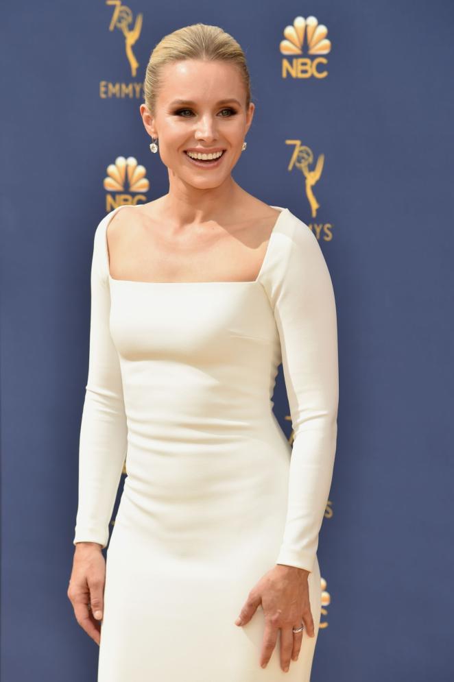 Kristen Bell – 70th Primetime Emmy Awards in LA