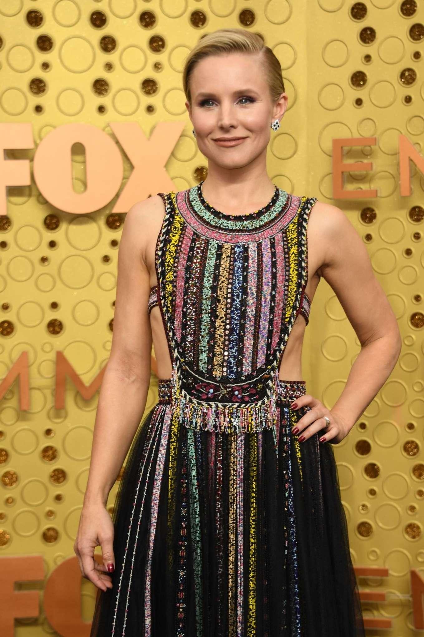 Kristen Bell - 2019 Emmy Awards in Los Angeles