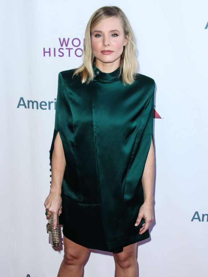 Kristen Bell - 7th Annual Women Making History Awards in Beverly Hills