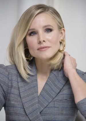 Kristen Bell - 'A Bad Moms Christmas' Press Conference in Beverly Hills